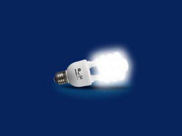 لامپ کم مصرف 25HSP-PTC افراتاب